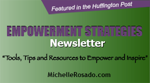 Michelle Rosado's Newsletter
